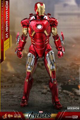 $ CDN659.71 • Buy HOT TOYS:MMS500/D27-AVENGERS-IRON MAN MARK 7VII DIECAST SPECAL EDITION 1:6 Scale