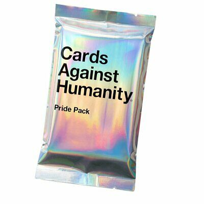 AU21 • Buy Cards Against Humanity Pride Pack Party Card Game Brand New