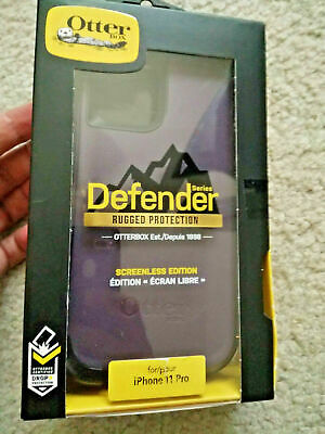 $ CDN826.60 • Buy Wholesale Lot Of 100 Genuine Otterbox Defender Case W/Holster IPhone 11 Pro 5.8