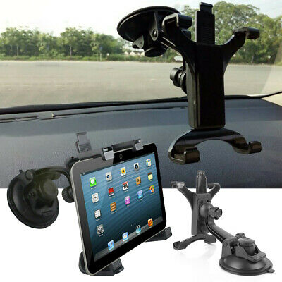 £12.97 • Buy For 7 -11  Tablet IPad PC 360° Car Windshield Mount Suction Holder Bracket Stand