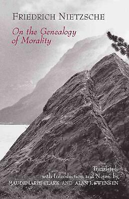 On The Genealogy Of Morality: A Polemic By Friedrich Nietzsche (English) Paperba • 16.51£