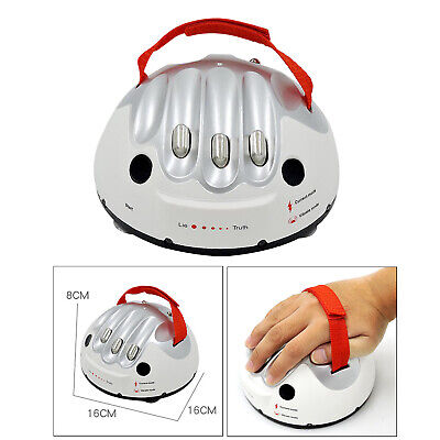 £10.10 • Buy Electric Shocking Lie Detector Tricky Novelty Test Truth Or Dare Game Toys
