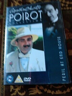 Poirot Peril At End House Dvd • 3.88£