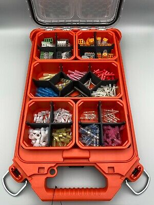 View Details Milwaukee 🔥 PACKOUT Low Profile Toolbox 🧰 Divider Set W/ 8 Spot Divider • 20.00$