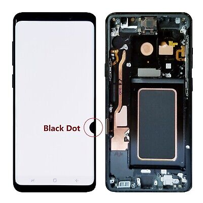 $ CDN95.23 • Buy Samsung SM-G965 Galaxy S9+ S9 Plus OLED Display Screen Digitizer Assembly BLACK