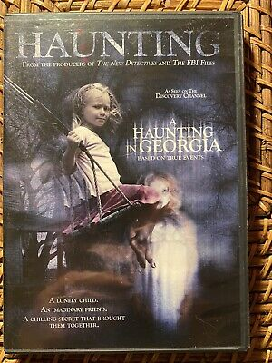 £2.48 • Buy A Haunting In Georgia (DVD, 2008) Based On True Events - Like New
