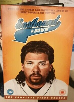 Eastbound And Down - Series 1 - Complete (DVD, 2010) • 2.50£