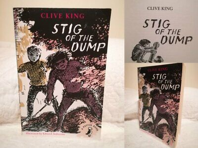 £5.99 • Buy Kids/Children Stig Of The Dump By Clive King Fiction Paperback Ages 8+ 2014 New