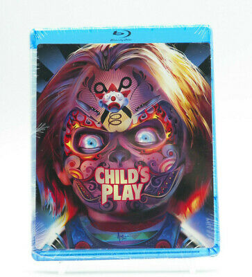 Child's Play Blu-ray 1988 New Sealed Free Shipping • 7.48£