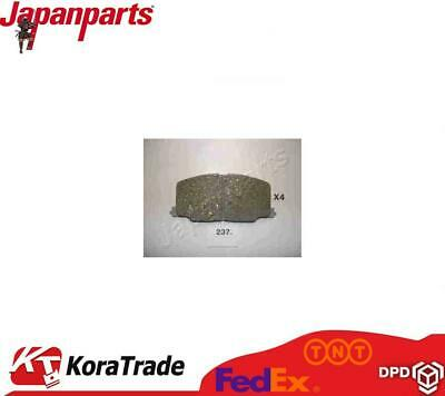 Japanparts Pa-237af Front Oe Quality Disc Brake Pads Set • 33£