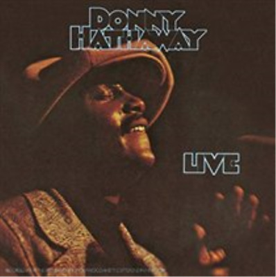Donny Hathaway-Live CD NEW • 4.22£