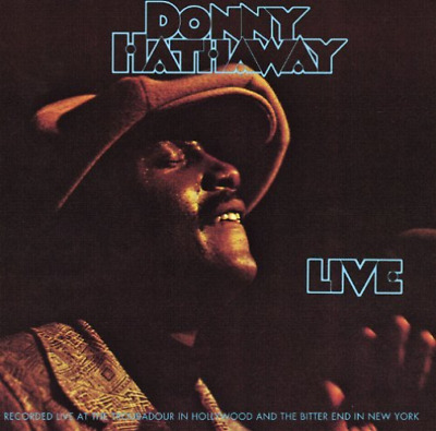 Donny Hathaway Live CD NEW • 5.34£