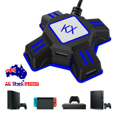 AU28.29 • Buy KX Adapter Mouse Keyboard Type-c Converter For Switch Xbox PS4 PS3 Gamepad Nice