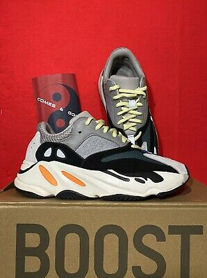 $ CDN636.16 • Buy Adidas Yeezy Boost 700 Wave Runner Solid Grey Size 5.5