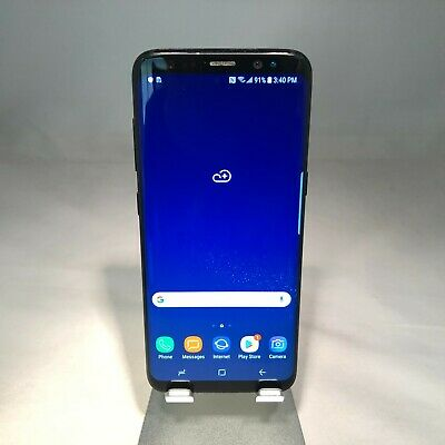 $ CDN229.70 • Buy Samsung Galaxy S8 64GB Midnight Black Verizon Locked Mint Condition