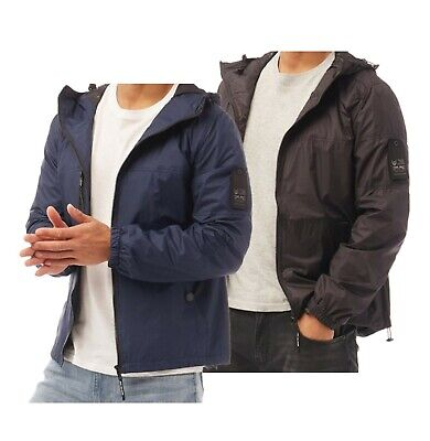 Mens Duck And Cover Mesh Lined Zip Through Stylish Jacket Sizes From S To XXL • 32.99£