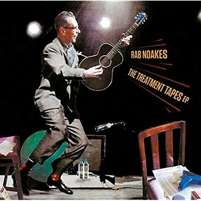 £8 • Buy Rab Noakes - The Treatment Tapes EP (NEW CD)