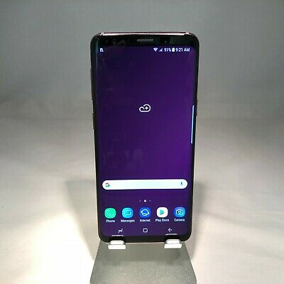 $ CDN223.27 • Buy Samsung Galaxy S9 64GB Lilac Purple T-Mobile Locked Excellent Condition Burn In