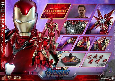 $ CDN682.24 • Buy Hot Toys Iron Man Mark LXXXV MK85 Avengers Endgame 1/6th Scale Figure MMS528D30