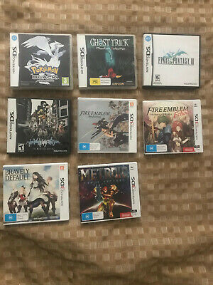 AU80 • Buy Nintendo DS / 3DS Games - Various Titles
