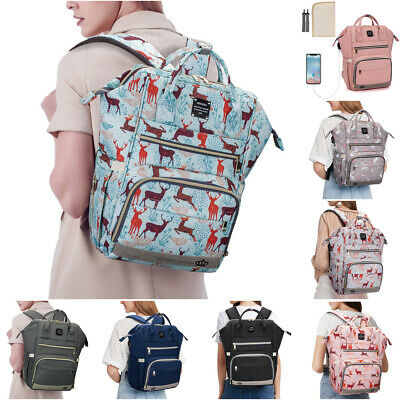 AU72.49 • Buy Women Ladies Girls Backpack Large School Shoulder Bag Rucksack School Travel Bag