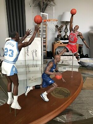 $549.20 • Buy Michael Jorden NBA Figures Hand Painted Lifetime Of Achievment No Enterbay Sculp