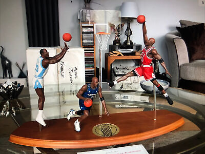 $514.88 • Buy Michael Jorden NBA Figures Hand Painted Lifetime Of Achievment No Enterbay Sculp