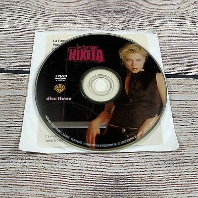 La Femme Nikita Season 5 Disc 3 Replacement Disc Only • 8.46£