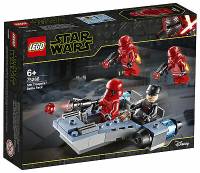 AU25 • Buy Lego Star Wars Sith Troopers Battle Pack (75266) Brand New