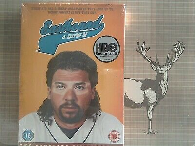 Eastbound And Down - Series 1 - Complete (DVD, 2010) • 2.99£