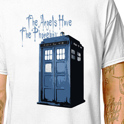 £19.95 • Buy T-SHIRT: WEEPING ANGELS - DOCTOR WHO // Drwho Tardis Cosplay Dr Blink LazyCarrot
