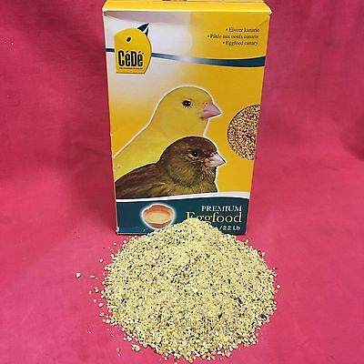 £4.99 • Buy CEDE Canary Superior Rearing Egg Food Linnets Singing Optimal Health 200g ONLY