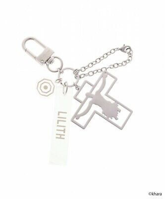 $ CDN120.68 • Buy Evangelion X Samantha Vega Bag Charm (Lilith Model) Silver Japan New