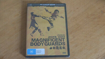 $ CDN17.93 • Buy Magnificent Bodyguards Jackie Chan Region 4 DVD New And Sealed