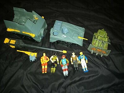 $ CDN57.42 • Buy GI Joe Figure And Vehicle Lot Vintage 80's Hasbro