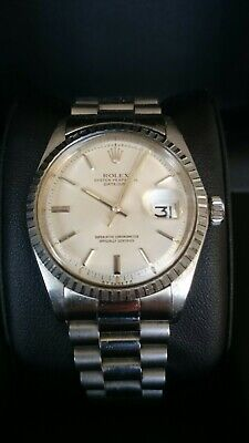 Mens Rolex Oyster Perpetual Datejust • 3,150£