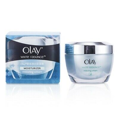 AU44.90 • Buy NEW Olay White Radiance Restoring Cream 50g Womens Skin Care