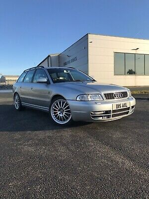 Audi S4 B5 2.7T MRC BIG POWER 505BHP HIGHLY MODIFIED PX AVAILABLE • 8,995£