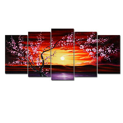 £39.90 • Buy Giclee Canvas Print Wall Hangings Painting Photo Art Home Decor Floral Tree