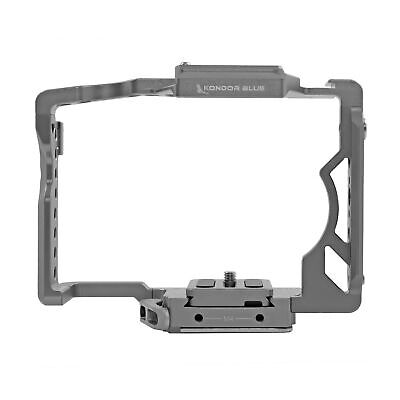 $ CDN239.94 • Buy Kondor Blue A7S III Cage With Start Stop Trigger Handle For Sony A7 Series