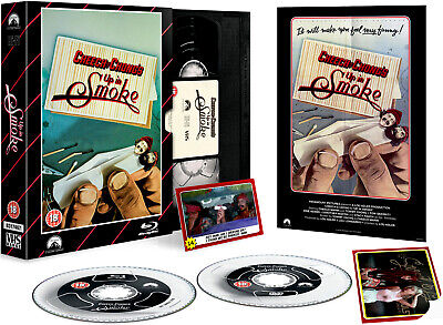 £11.95 • Buy Cheech And Chong - Up In Smoke - Limited VHS Collection DVD + Blu-Ray