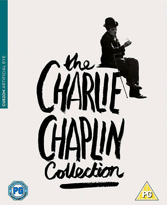 £32.95 • Buy The Charlie Chaplin Collection 11 Films DVD