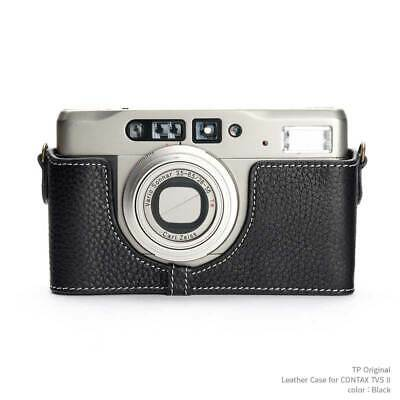 $ CDN201.93 • Buy Mint Camera Case TB05TVS2-CO Coco Brown For Tp Original Contax Tvs II Leather