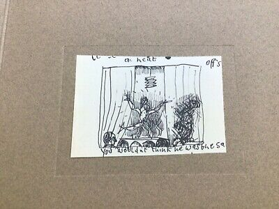 Lucian Freud Limited Edition Momart 2003 Christmas Card, Encore C.1949. • 125£