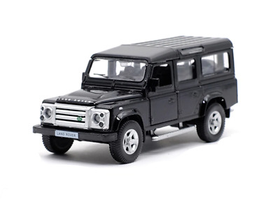 Land Rover Defender - Black - Diecast Model Toy Car • 12.99£