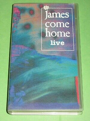 £1.99 • Buy JAMES Come Home Live VHS Video Sit Down Stutter 1991 Manchester Tim Booth