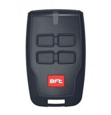 AU33.95 • Buy BFT Mitto B 4 Buttons Garage Door / Automatic Gate Remote Control