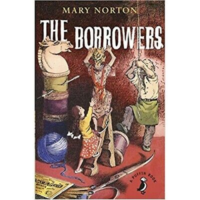 £5.99 • Buy Kids / Children The Borrowers By Mary Norton Paperback New Puffin Books Ages 8+