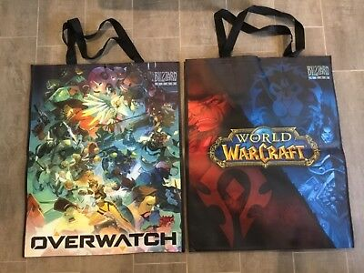 AU5 • Buy Blizzard Convention 2017 Overwatch Warcraft Oversize Bag