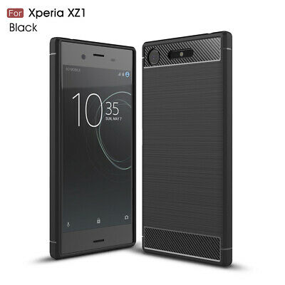 AU18.50 • Buy Sony Xperia XZ Premium XZ2 Compact XZ3  Black Shockproof Case Cover Quality